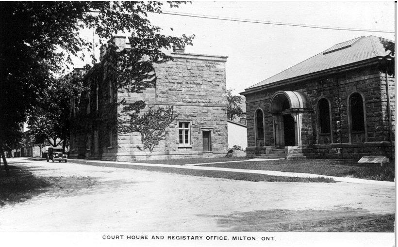 History of Milton