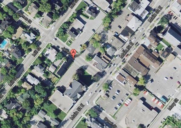 Milton Ontario Downtown Historic Downtown Milton