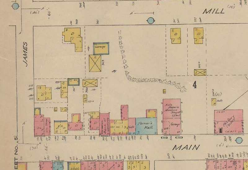 Fire Insurance Maps Milton Historical Society