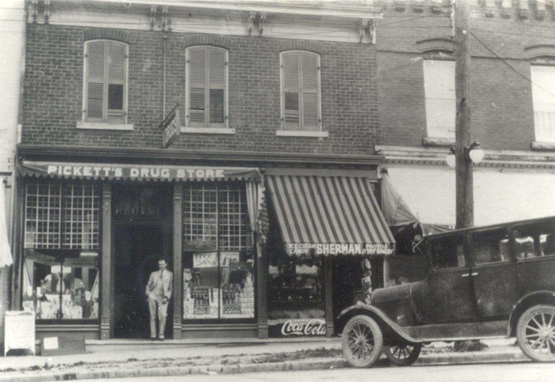 Pickett's Drug Store